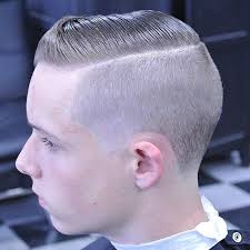 how to fade hair from one length to another slick haircut with a quiff and whitewalls not really into the
