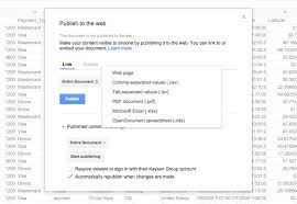 Edit Google Spreadsheet Integrate Phpgrid With Google Spreadsheets Phpgrid