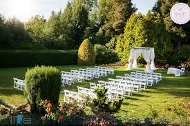 attractive outdoor wedding ceremony locations wedding decor
