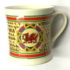 Dragon Coffee Cup Welsh Mugs Store Celtic U0026 Welsh Giftstore