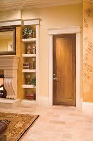 26 Inch Prehung Interior Door by Custom Wood All Panel Interior Door Jeld Wen Windows U0026 Doors
