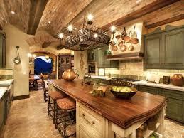 cuisines rustiques cuisine et bois 0 avec les plus belles cuisines rustiques en