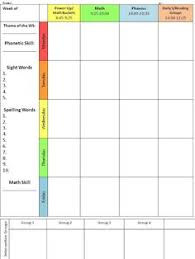 lesson u0026 unit plan templates for middle or high