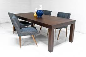 parsons wood dining table www roomservicestore com parsons dining table in walnut