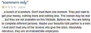 learn if it s worth buying a membership on arabiandate or if