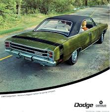 69 dodge dart 1969 dart specs colors facts history and performance
