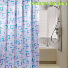 new shower curtain 150 150cm bathroom bath cutain waterproof