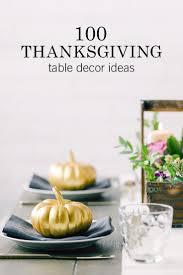 100 thanksgiving table decor ideas thanksgiving table