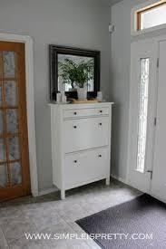 White Shoe Cabinet With Doors by Ikea Hemnes Shoe Cabinet Hack Google Search Ikea Stuff