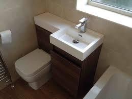 Space Saving Toilet Bathroom Sink Toilet Combo Befon For