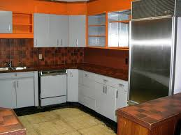 vintage metal kitchen cabinets u2014 optimizing home decor ideas