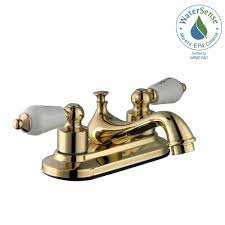 glacier bay bathroom faucet glacier bay teapot 4 in centerset 2 handle low arc bathroom