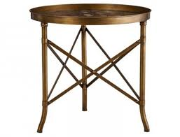 round end table target threshold sted metal accent table gold i target round end table