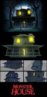 monster house com monster house by x akam on deviantart