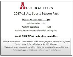 Sponsorship Letter For Sports Event Archer Athletics