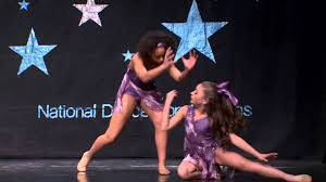 nia dance moms girls 2015 nia and mackenzie duet performance the little girl who lived down