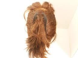 banana comb interlocking banana combs hair clip side comb holder 80 s