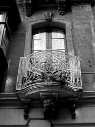 typical maltese wrought iron balcony railings picture of la