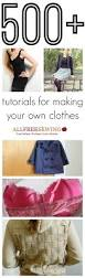 how to start an online clothing store in 12 steps how to make clothes 500 tutorials for making your own clothes