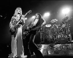 beyond the lighted stage rush beyond the lighted stage very loud and justifiably proud