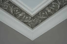 Discount Wallpaper Border Wallpaper Borders 20921 Antique Classic Brown Self Adhesive Wall