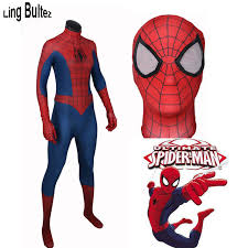 aliexpress buy ling bultez quality ultimate spiderman