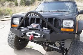 jeep cherokee stinger bumper jeep cherokee front bumper jeep cherokee bumpers ototrends jeep