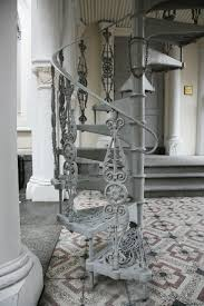 Baluster Design Ideas Stair Impressive Space Saving Spiral Staircase Design With
