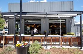 Sunscreen Patios And Pergolas by One Stop Five Patios For A Sunny Day Of Dining And Drinking In