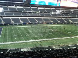 Dallas Cowboys Stadium Map by At U0026t Stadium Section C239 Dallas Cowboys Rateyourseats Com