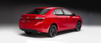 toyota official store toyota rolls out 2016 corolla se