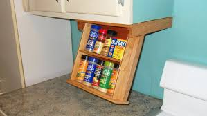 Red Spice Rack Under Cabinet Spice Rack 36 With Under Cabinet Spice Rack Home
