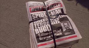 Sense Of Vanity Hero Or Menace Exclusive Daily Bugle Photos Exclusives And X