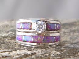 indian wedding ring american wedding rings navajo wedding sets and zuni wedding