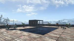 build your own pool at fallout 4 nexus mods and community