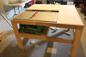 Bench Top Table Saws Our Home From Scratch