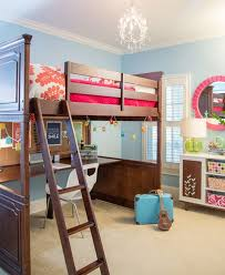 All In One Loft Twin Bunk Bed Bunk Beds Plans by Mixing Work With Pleasure Loft Beds With Desks Underneath