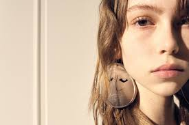 human earrings surreal times call for surrealist jewelry racked