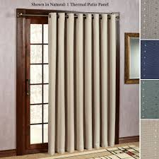 Window Coverings For Patio Door M680 Curtain Patio Door Panels Touch Of Class Panel Curtains