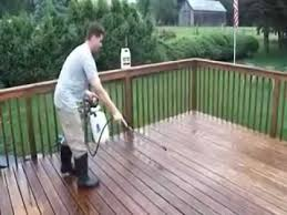 renovating deck 2 paint stripper wood brightener removing coating