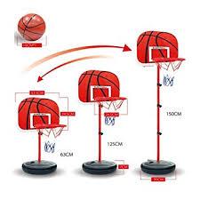 panier de basket pour chambre paniers mobiles finer shop un 63 150cm panneau de basket plastique