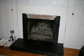 black brick fireplace dact us