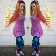 Girls Halloween Costumes 25 90s Costume Ideas 90s Halloween Costumes