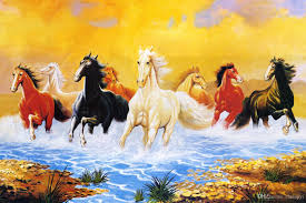 Horse Murals by Customized Large Murals Fabric Wallpaper 3d Sitting Room Bedroom