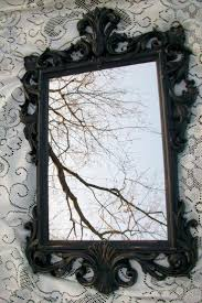 best gothic black mirrors home decor ideas