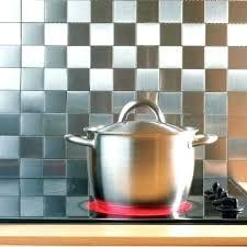 credence autocollant cuisine inox autocollant pour cuisine credence mal cuisine detroit dress