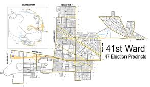 Chicago Wards Map by 41st Ward Northwest Side Chicago Gop Club Latest New U0026 More