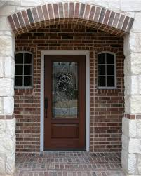 Steel Or Fiberglass Exterior Door Exterior Doors Steel Entry Door Reviews Therma Tru Prices