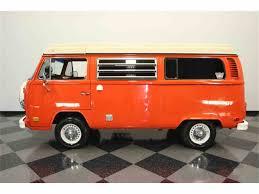 1974 volkswagen bus 1974 volkswagen type 2 westfalia camper van for sale classiccars