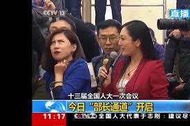 Meme China - a chinese reporter s frustrated eye roll goes viral in china and